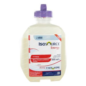 Isosource Energy 500 ml