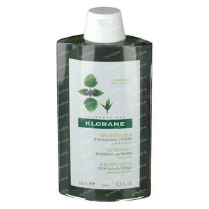 Klorane Séboréducteur Shampooing à l'Ortie 400 ml