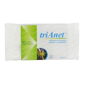 Trianet Cleanser Wipes 10 St