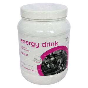 Energy Drink Tropical 500 g polvo