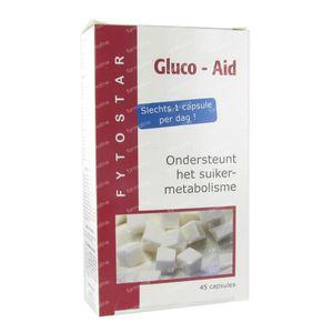 Fytostar Gluco Aid 45 St capsule