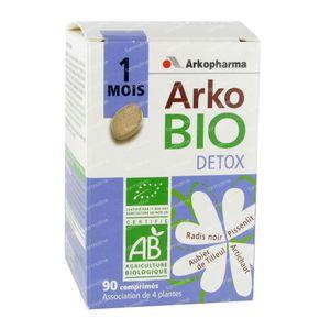 Arkobio Detox 90 comprimés