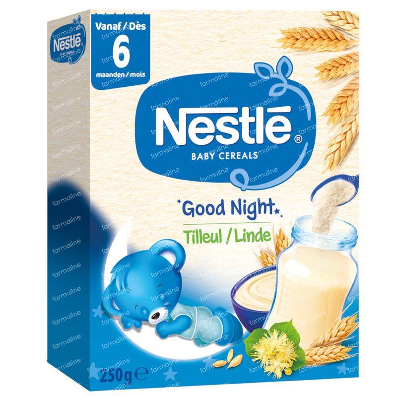 Nestl 233 Baby Granen Good Night 250 G Hier Online Bestellen