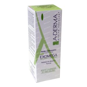 Aderma Exomega Cleaning Oil 200 ml