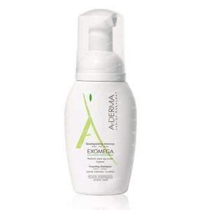 A-Derma Exomega Foaming Shampoo 125 ml