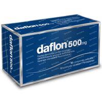 Daflon 500Mg 90  tabletten