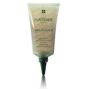 Rene Furterer Melaleuca Exfoliating Gel Anti-Dandruff 75 ml tube