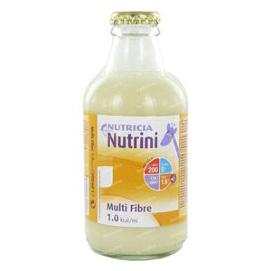 Nutrini Multi Fibre 1-6 Jaar 200 ml