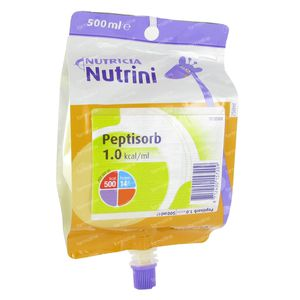 Nutrini Peptisorb Age 1-6 Pack 500 ml