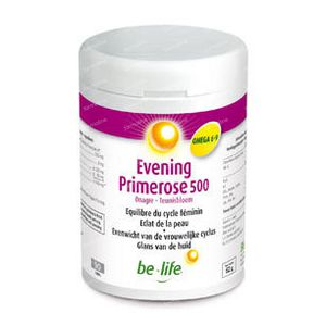 Be Life Evening Primrose 500 90 cápsulas