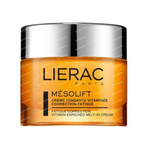 Lierac Mésolift Corrigerende Gevitamineerde Smeltende Crème tegen Vermoeidheid 50 ml