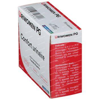 Pharmagenerix Uriwomen 30 capsules