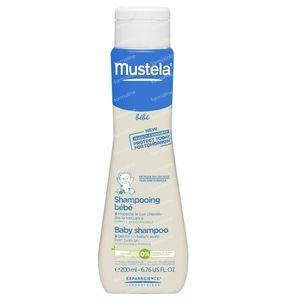 Mustela Baby Shampoo 200 ml
