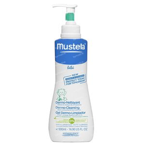 Mustela Bébé Dermo-Nettoyant 500 ml