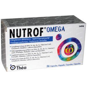 Nutrof Omega 36 St comprimidos
