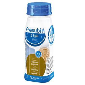 Fresubin 2 Kcal Drink Cappuccino 4x200 ml