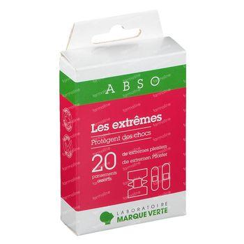 Marque V Pansements Extreme 20 pièces