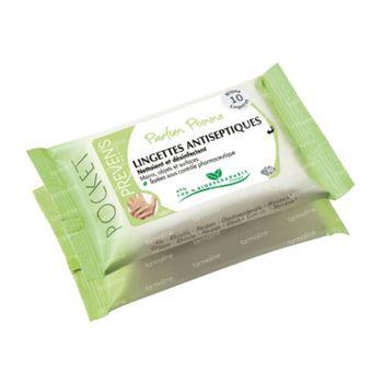 Preven's Tissue Antiseptique Pomme 10 sachets