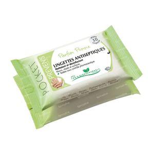 Preven's Tissue Antiseptisch Appel 10 zakjes