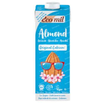 Ecomil Lait d'Amande + Calcium 1 l