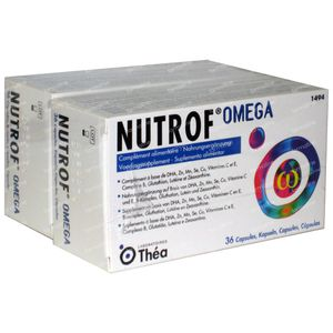 Nutrof Omega 72 tabletten