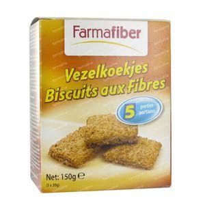 Farmafiber Vezelkoekjes 150 g