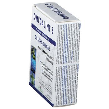 Omegaline 3 60 capsules