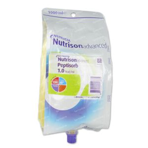 Nutrison Advanced Peptisorb Pack 1 l