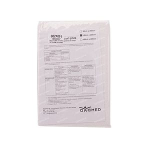 Mattress Protector Securi Plus 140cm x 200cm 1 pieza