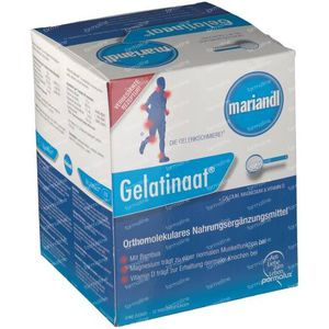 Mariandl Gelatinaat 500 g powder