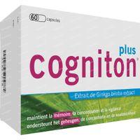 Cogniton Plus Geheugen & Concentratie 60  capsules