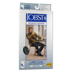 Jobst For Men Casual K1 15-20 AD Noir L 1 pièce