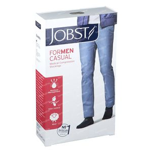 Jobst For Men Casual K2 15-20 Ad Black S 1 paire