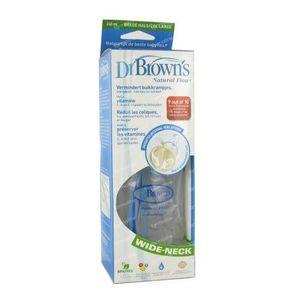 Dr Brown Zuigfles Polypropyleen 240ml 1 St