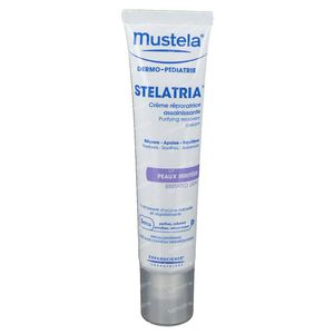 Mustela Stelatria Gezondmakende Herstellende Crème 40 ml crème