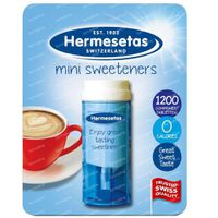 Hermesetas 1200 Tabl. 1200  tabletten
