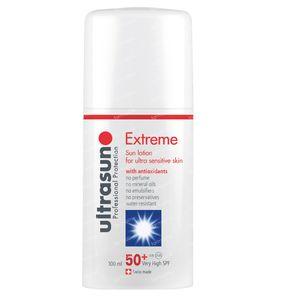Ultrasun SPF50+ Dispenser Senza Profumo 100 ml