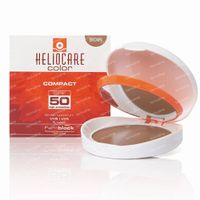 Heliocare Compact SPF50 Bruin 10 g