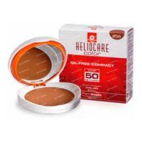 Heliocare Compact Oil-Free SPF50 Bruin 10 g