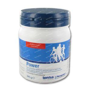 Sportstech Power 390 g polvere