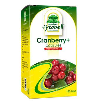 Fytobell Cranberry Plus 60 kapseln