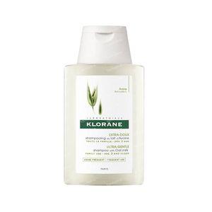 Klorane Extra Gentle Shampoo With Oats Milk 100 ml