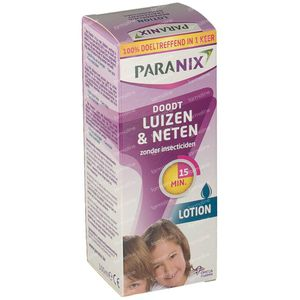 Paranix Lotion 100 ml lotion