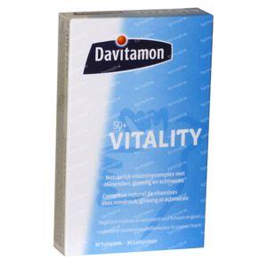 Davitamon Vitality 50+ 30 comprimés