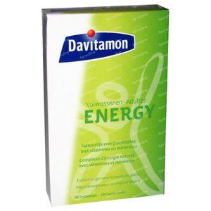 Davitamon Energy Adultes 30 comprimés