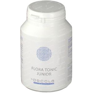 Decola Flora Tonic Junior New Formula 60 cápsulas