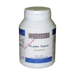 Decola Flora Tonic Junior New Formula 60  capsule