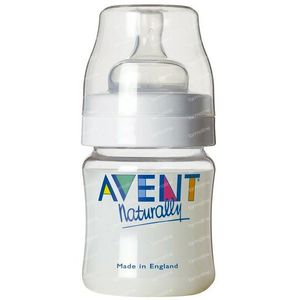 Avent Suction Bottle BPA-Free 125ml 1 pieza