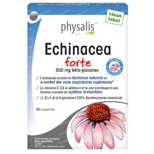 Physalis Echinacea Forte 30 comprimés