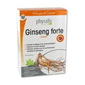 Keypharm Ginseng Forte 45 comprimés